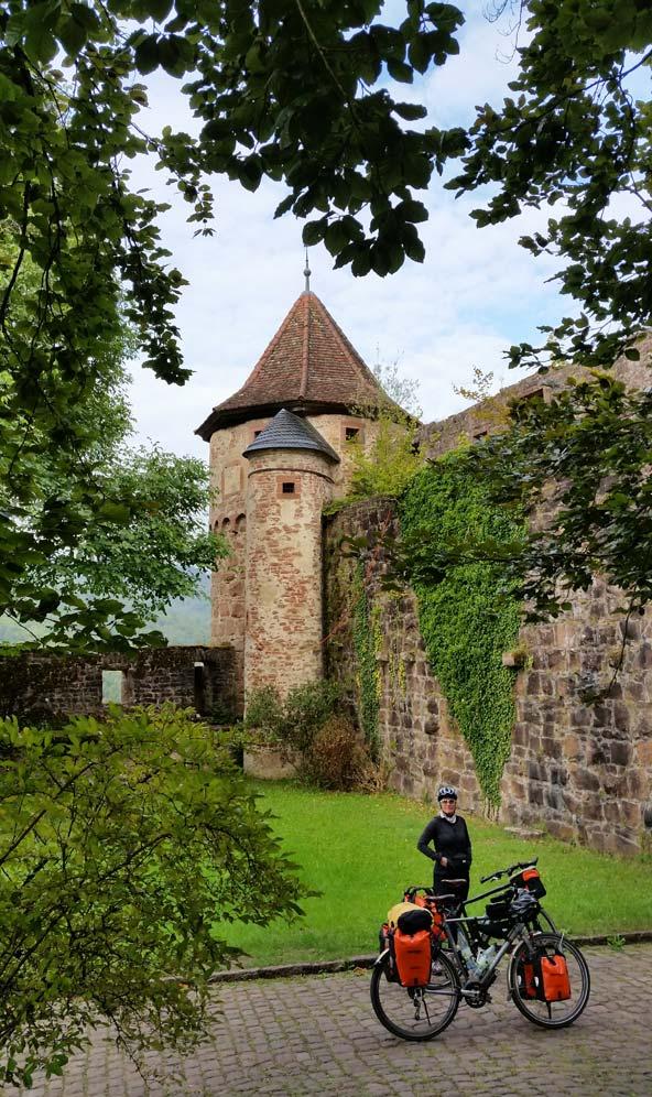 המבצר של היידלברג
