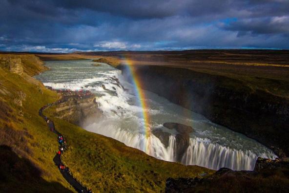 טיול באיסלנד – תמונות מארץ בלתי נשכחת