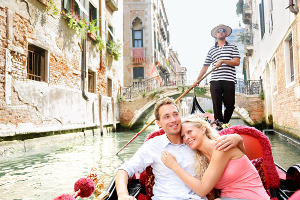 מקומות רומנטיים באיטליה