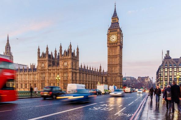 לונדון בגשם: הצעות לבילוי מתחת לגג