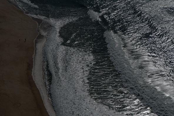 אוקיינוס לא שקט. קו החוף של נזרה