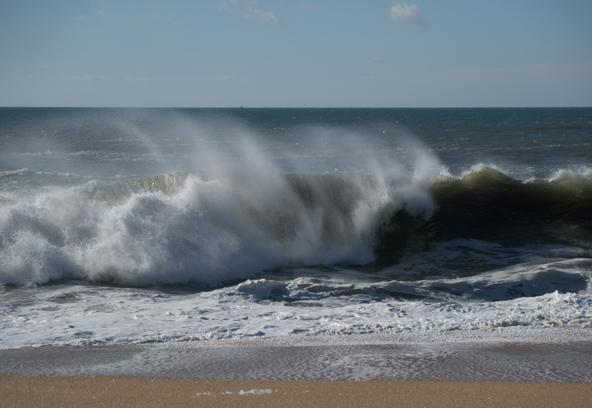 הגלים מתגברים ואיתם מפלס ההתרגשות גואה