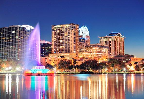 למרות הפופולריות הרבה של אורלנדו, באופן מפתיע היא אחת הערים הזולות בארצות הברית