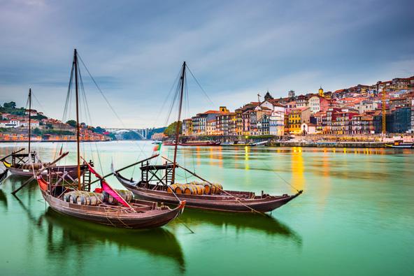 פורטו, העיר השנייה בגודלה בפורטוגל