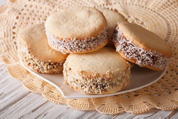 אלפחורס, העוגיות הארגנטינאיות האהובות