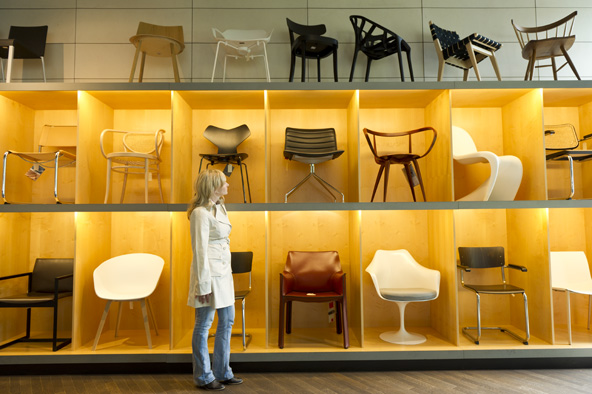 חנות העיצוב Stilwerk באזור רחוב הקניות המפורסם קו'דאם | צילום: Visit Berlin