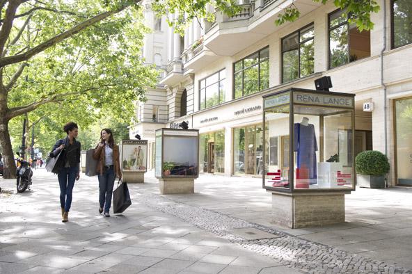 רחוב קניות בברלין. גם מי שלא מכור לשופינג לא יכול להתעלם מההיצע הגדול והמחירים הנוחים בברלין | צילום: Visit Berlin