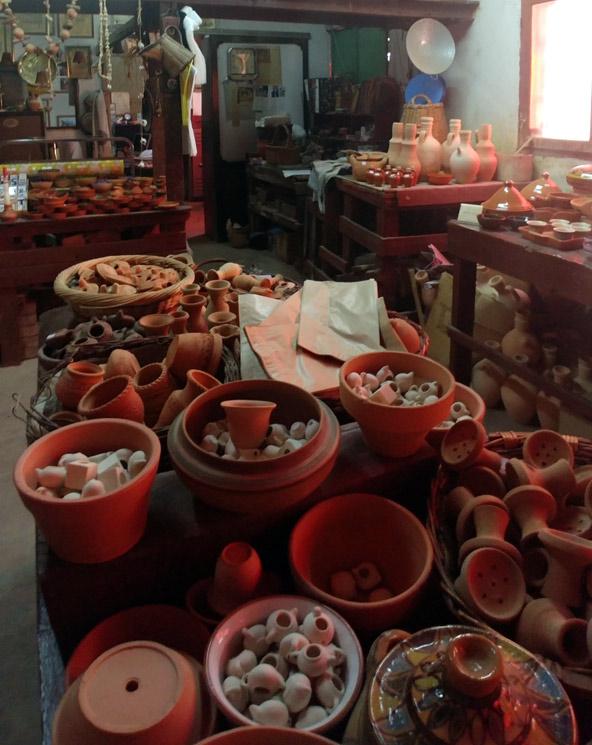 מפעל הקדרות פאח'ורת מוסמא