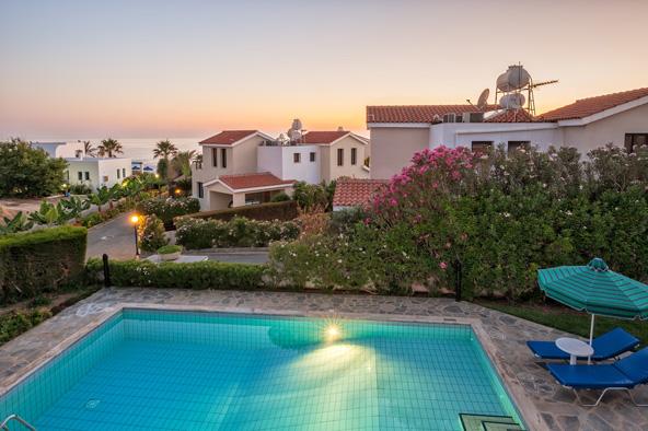 מתחם דירות נופש בקפריסין. אפשרות מצוינת למשפחות
