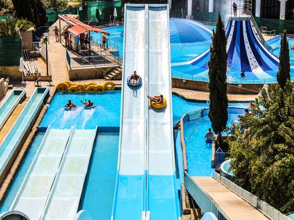 פארק המים אפרודיטה בפאפוס   הצילום באדיבות Aphrodite Water Park, Paphos