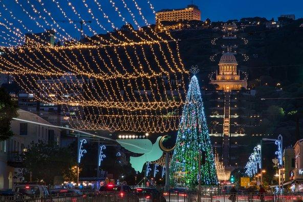 החג של החגים בחיפה