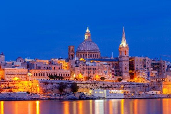 וולטה, בירתה היפה של מלטה ובירת התרבות האירופית ל-2018