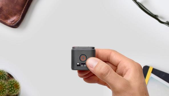 מצלמה זעירה של GoPro