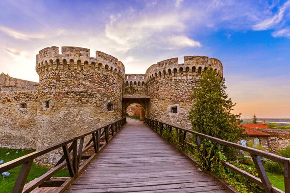 מצודת בלגרד, הנקודה המיושבת העתיקה ביותר בעיר | צילומים: שאטרסטוק