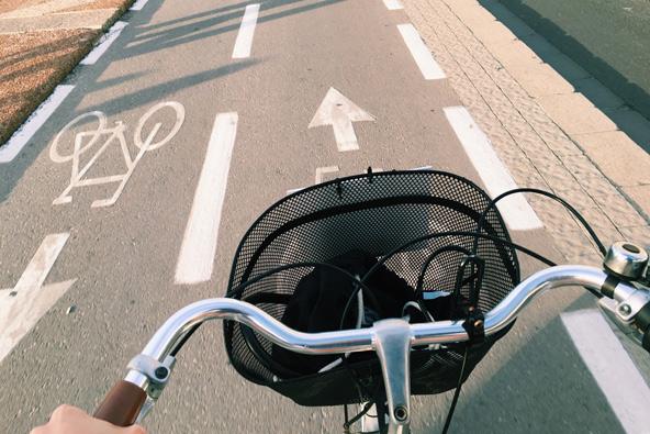 טיול אופניים מאפשר להכיר את העיר מזווית קצת אחרת