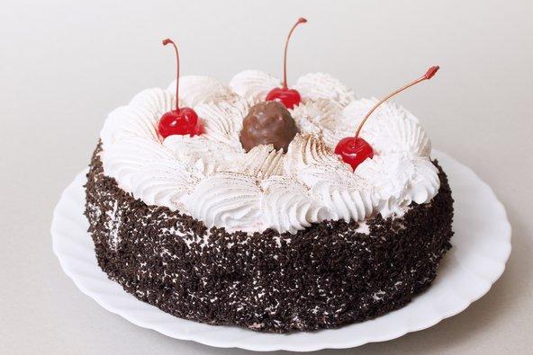 עוגת יער השחור, מנת הדגל של האזור
