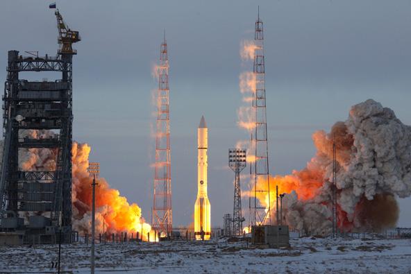 שיגור בקוסמודרום בייקונור, נמל החלל הגדול והוותיק בעולם