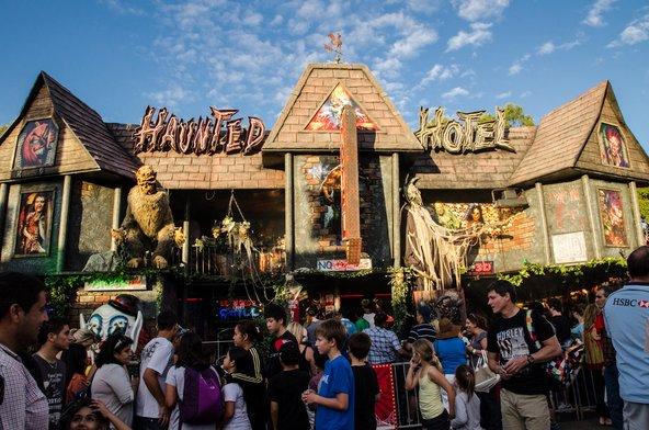 יריד שעשועים בתצוגת חג הפסחא המלכותית של סידני | צילום: ArliftAtoz2205 / Shutterstock.com