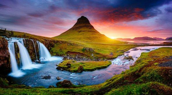 הנופים של איסלנד יגרמו לכם להחזיר פעימה