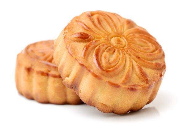 עוגות ירח, שאכילתן נפוצה בחגיגות אמצע הסתיו בסין