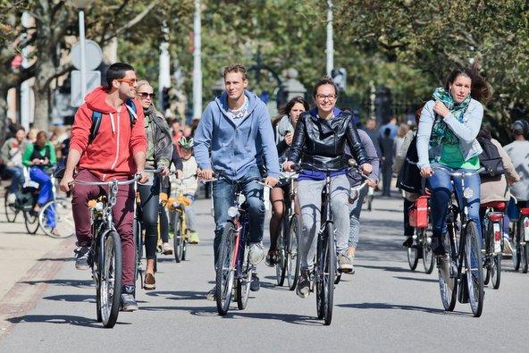 אמסטרדם לצעירים