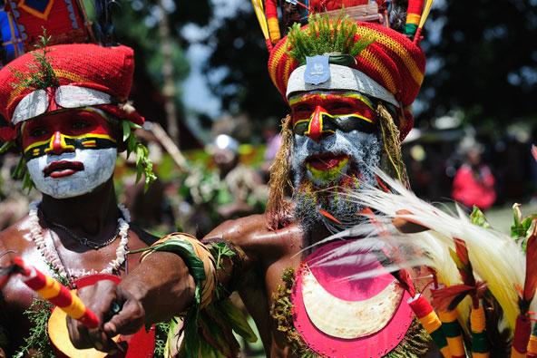 פפואה ניו גיני: עולם הולך ונעלם