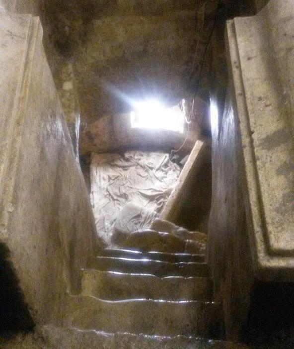 המקווה בקוימברה, כנראה מהמאה 16