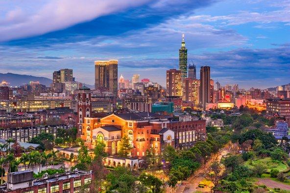 טייפה בירת טייואן משלבת ישן וחדש