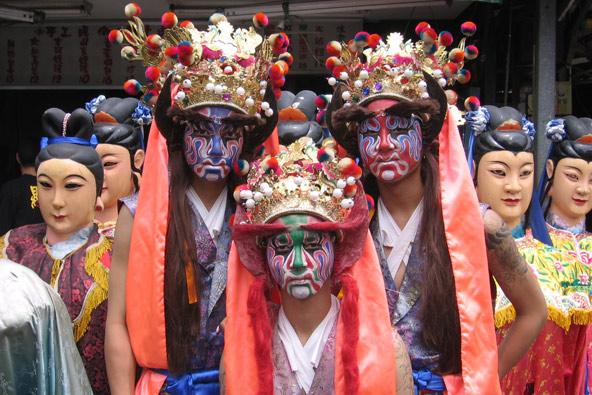 חגים בטייוואן: כל יום הוא יום חג