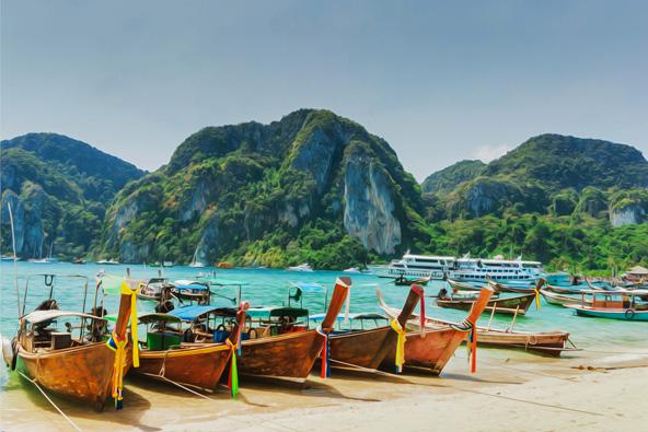איי תאילנד הם מקום מושלם לבילוי משפחתי