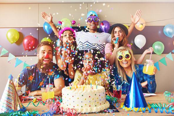וילה מאפשרת לחגוג את יום ההולדת כמו שתמיד רציתם, עם המון מקום לכל האורחים
