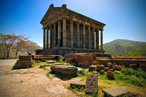 מקדש גארני