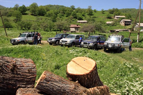 כדי להכיר את ארמניה לעומק צריך לצאת מהעיר אל הכפרים הקטנים והנידחים