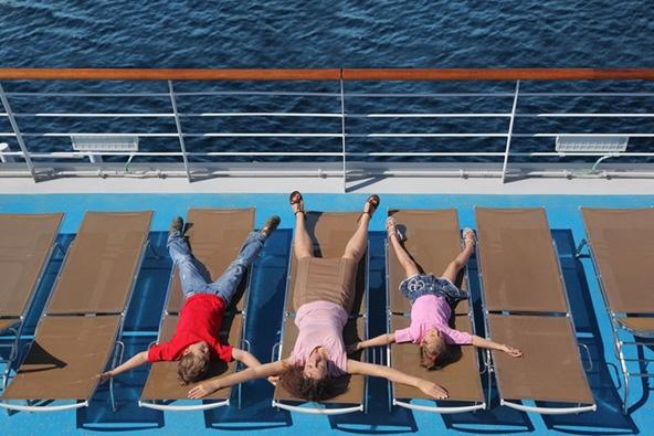 הפלגה משפחתית מאפשרת לבלות זמן איכות עם הילדים, מה שלא תמיד קורה בחיי היום יום הלחוצים