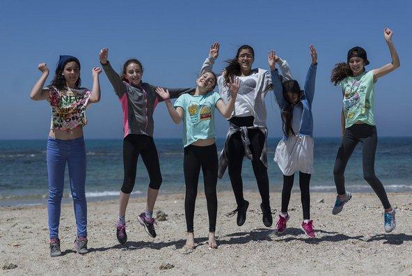 הבנות שמשתתפות במסע גיבורות יוצרות חברויות לכל החיים   צילום: ליטל ישורון