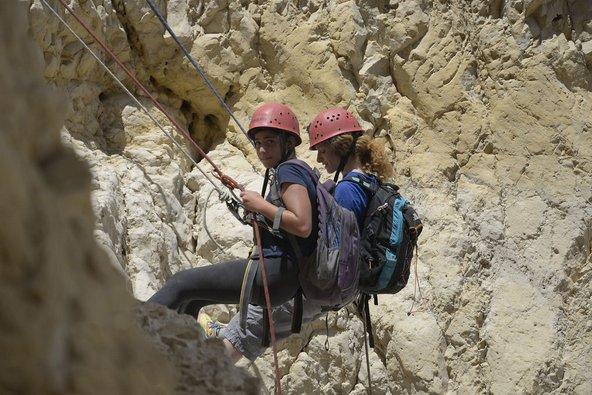 """חוויות במסע """"בשביל הבגרות"""". אתגרים פיזיים ומנטליים   צילום: ליטל ישורון"""