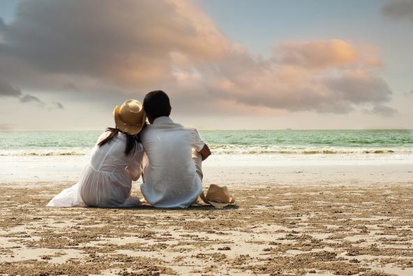 ירח דבש: המלצות לחופשה וטיולים רומנטים