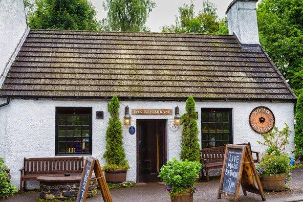 מסעדה בכפר קיליו | צילום: Milosz Maslanka / Shutterstock.com
