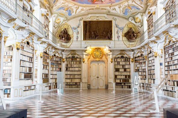 הספריות המדהימות בעולם