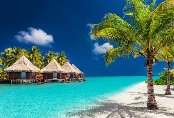 כל הקלישאות של אי טרופי באיים המלדיבים