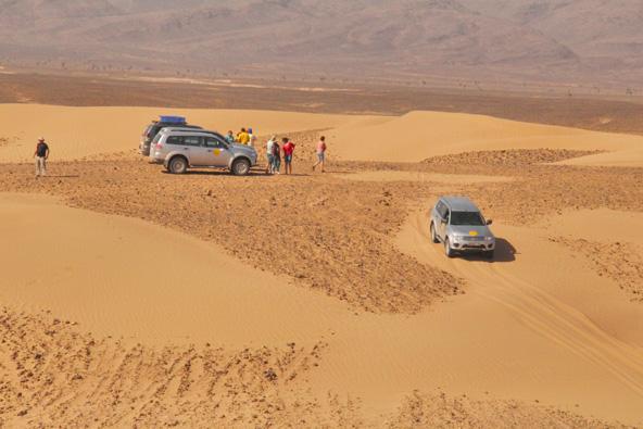 טיול במרוקו: אלף לילה ולילה