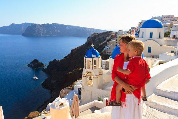 הפלגה משפחתית לאיי יוון