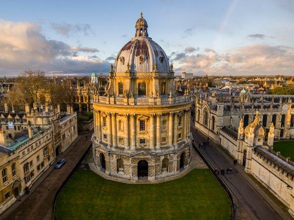 הרדקליף קמרה, הבניין המפורסם ביותר בספרייה הבודליאנית של אוקספורד | צילומים: שאטרסטוק