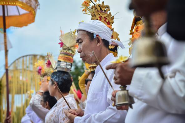 אחת לשנה מציינים במקדשים בבאלי את האודלן