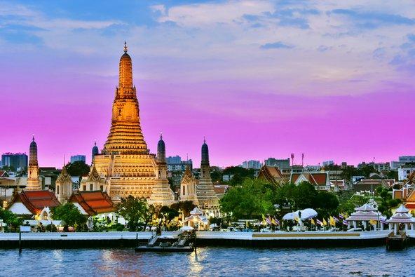 מקדש וואט ארון בבנגקוק