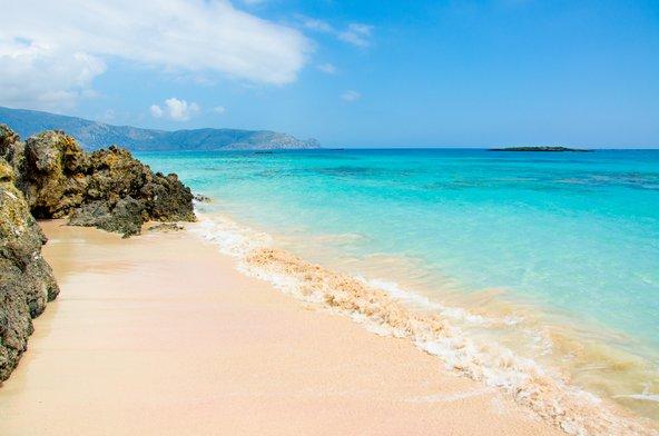 בכרתים יש חופים נפלאים