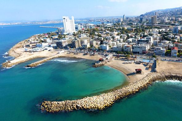 עיר עם עתיד: החיים החדשים של חיפה