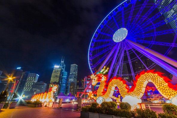 הגלגל הענק של הונג קונג