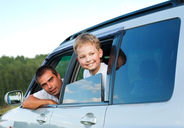 טיול ג'יפים, במיוחד ביעדים קרובים, מתאים מאוד למשפחות