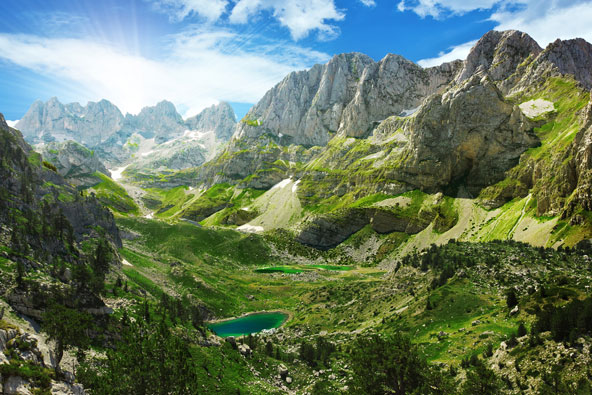 האלפים הדינריים באלבניה, יעד מסקרן ומושך לטיול ג'יפים